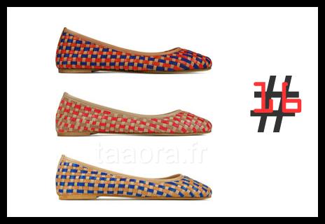 Minelli chaussures collection PrintempsÉté 2012 – Taaora