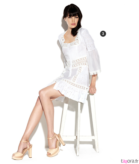 morgan collection printemps t 2011 taaora blog mode tendances looks. Black Bedroom Furniture Sets. Home Design Ideas