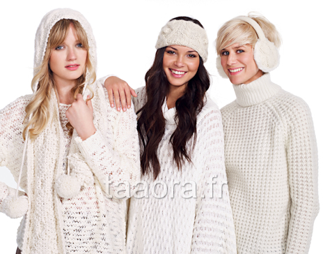 Mode tricot Automne/Hiver 2011-2012
