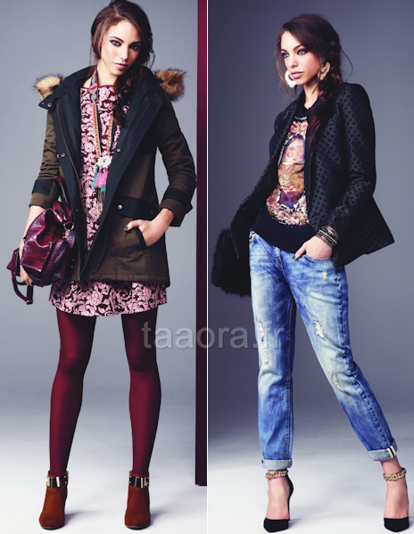 e10ecee1fa7 New Look collection Automne Hiver 2013-2014 – Taaora – Blog Mode ...