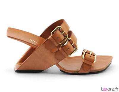 Sandales United Nude