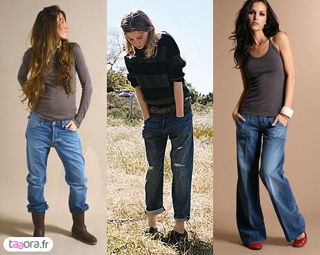 des boyfriend jeans pour les girls taaora blog mode tendances looks. Black Bedroom Furniture Sets. Home Design Ideas