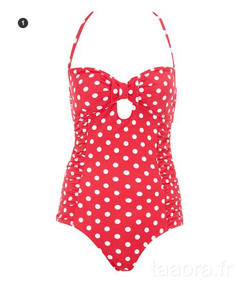 maillots de bain r tro t 2012 taaora blog mode tendances looks. Black Bedroom Furniture Sets. Home Design Ideas