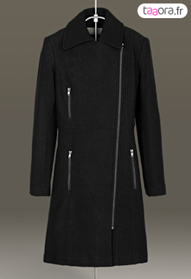 manteau morgan la redoute