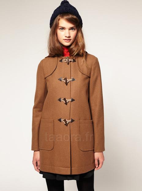 Un duffle-coat pour cet hiver ! – Taaora – Blog Mode ...