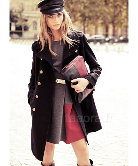 Manteau tendance 2013