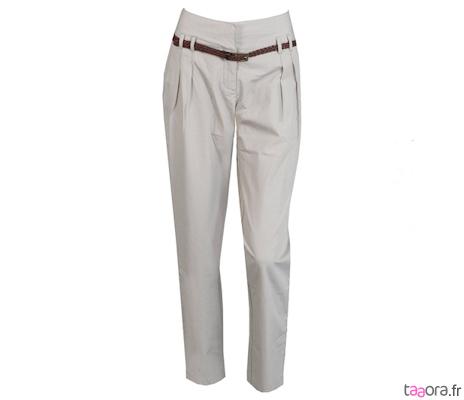 0498b2792e4 Pantalons carotte entre 25 et 45 euros – Taaora – Blog Mode ...