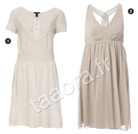Robes mode Printemps/Été