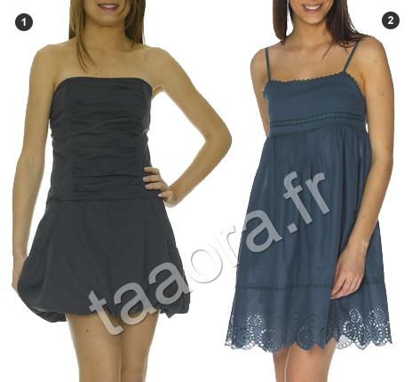 Robes de soirée petit prix