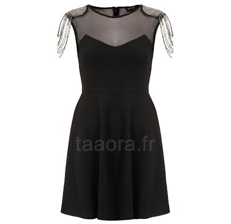 8 robes de soir e pour briller le soir du 31 taaora blog mode tendances looks - Robe pour le nouvel an ...