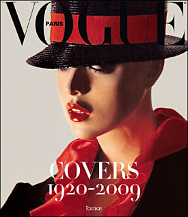 Livre Vogue Covers 1920-2009