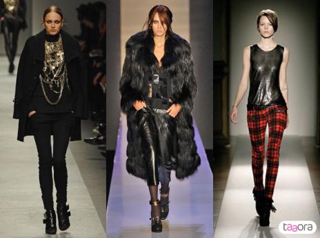 tendances mode automne hiver 2008 2009 taaora blog mode tendances looks. Black Bedroom Furniture Sets. Home Design Ideas