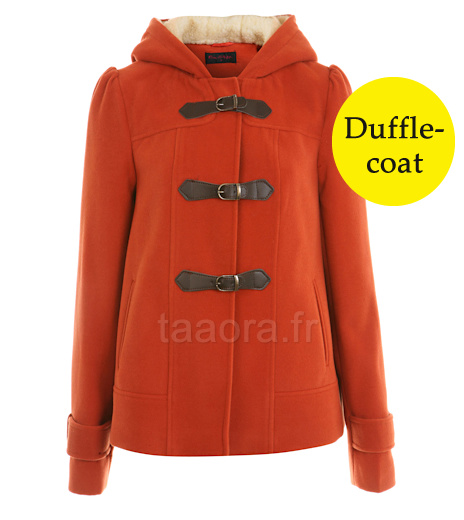 Duffle-coat court