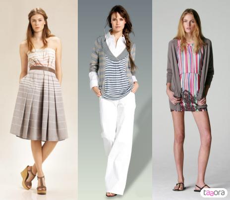 Robe la mode robes ete genoux - Comptoir des cotonniers soldes en ligne ...