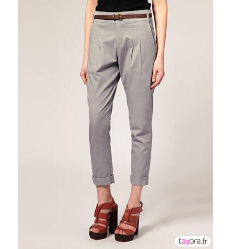 Pantalon chino tendance Printemps/Été 2011