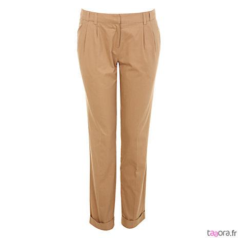 Pantalon camel Été 2011