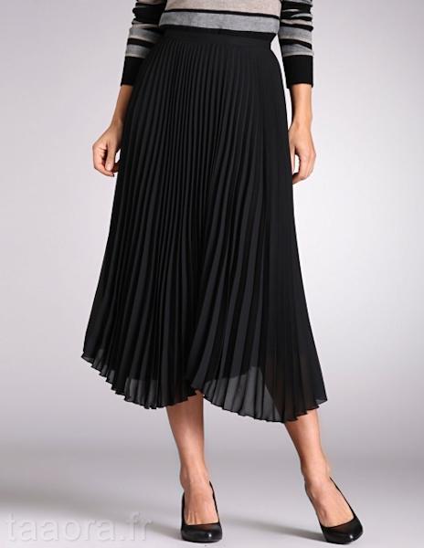 where can i buy exquisite style the latest Jupe plissée tendance Été 2012 – Taaora – Blog Mode ...