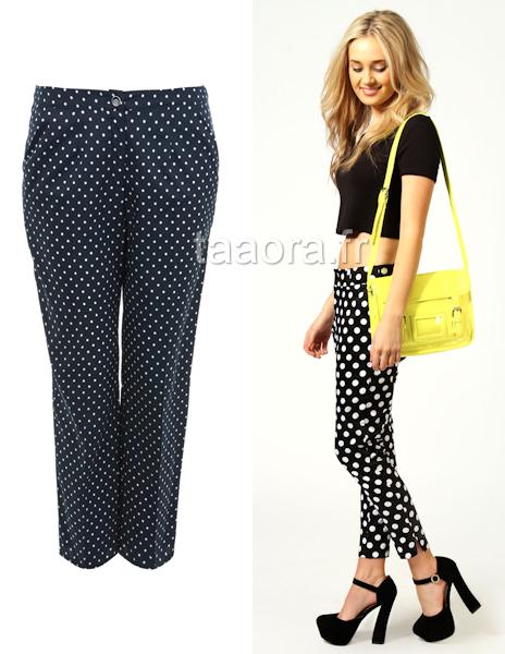 Bien connu Pantalon à pois – Taaora – Blog Mode, Tendances, Looks RI68