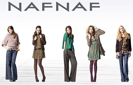 Collection Naf Naf Automne/Hiver 2008-2009