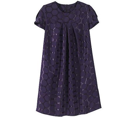 Robe housse violette Camaïeu | Taaora - Blog Mode, Tendances, Looks