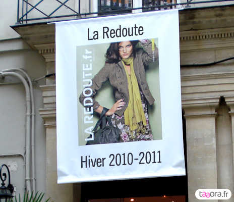 La redoute collection automne hiver 2010 2011 taaora blog mode tendances - La redoute collection hiver ...