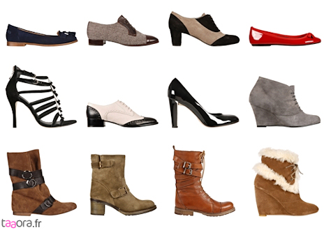 399f46e3a234b9 André chaussures Automne/Hiver 2010-2011 – Taaora – Blog Mode ...