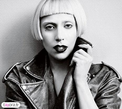 Lady Gaga Us Vogue. Lady Gaga - Vogue US mars 2011