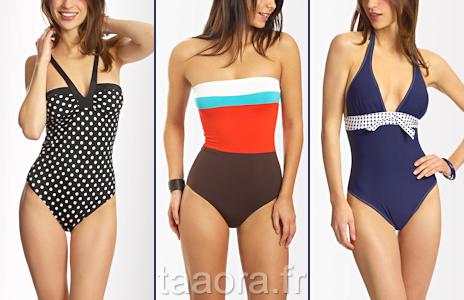 53b507c921 10 maillots une pièce pour l'été 2011 – Taaora – Blog Mode ...