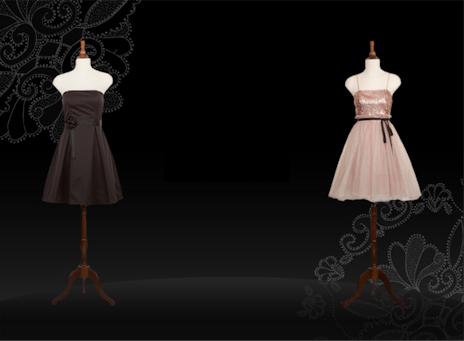 robe de soir e longue naf naf. Black Bedroom Furniture Sets. Home Design Ideas