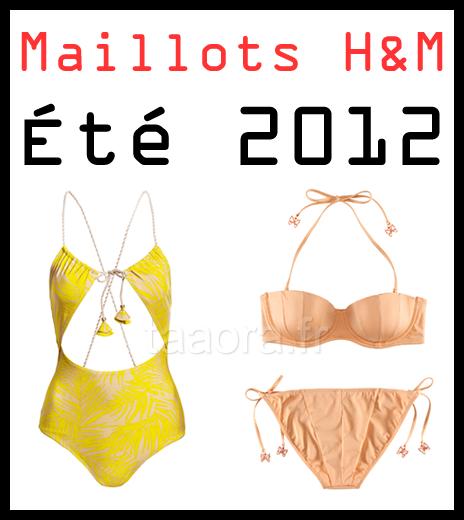 Maillots de bain H&M