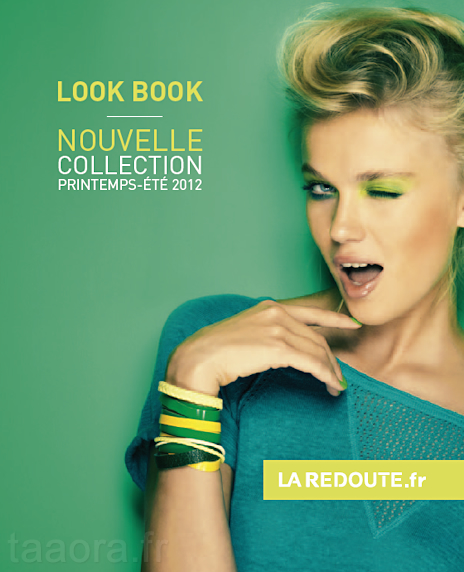 La redoute collection printemps t 2012 taaora blog mode tendances looks - Collection la redoute ...