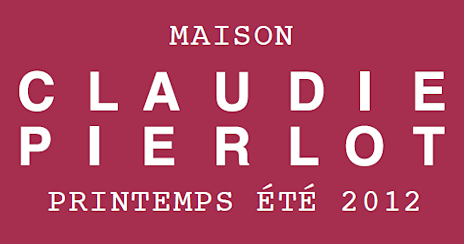Collection Claudie Pierlot