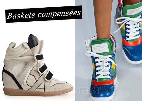 d25ffbd015f7d6 Baskets compensées Printemps/Été 2012 – Taaora – Blog Mode ...