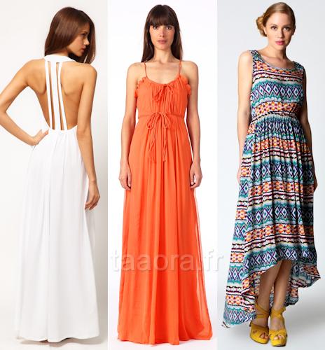 Maxi robe à moins de 60 euros