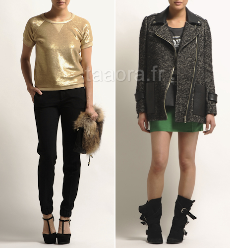 Maje collection Automne/Hiver 2012-2013