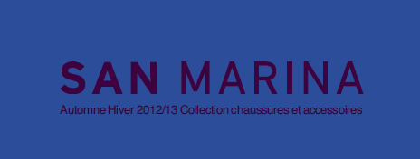 San Marina chaussures Automne/Hiver 2012-2013 | Taaora - Blog Mode