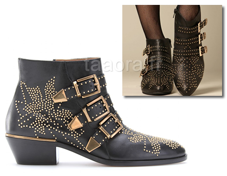 boots style susan chlo taaora blog mode tendances looks. Black Bedroom Furniture Sets. Home Design Ideas