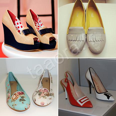 Chaussures printemps/été 2013 (avant-première)