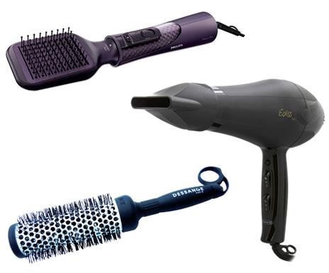 brushing 3 outils pour se coiffer facilement taaora blog mode tendances looks. Black Bedroom Furniture Sets. Home Design Ideas