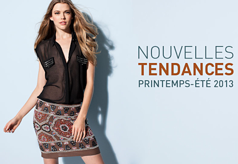 La Redoute collection Printemps/Été 2013