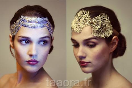 headbands ann es 20 lorafolk pour tara jarmon taaora. Black Bedroom Furniture Sets. Home Design Ideas
