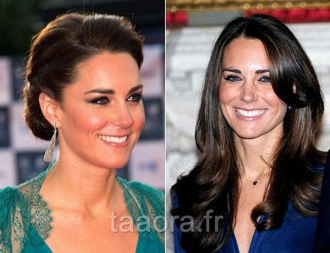 Kate Middleton Ses Plus Belles Coiffures Taaora Blog Mode Tendances Looks