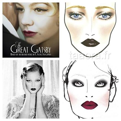 Comment Faire Un Maquillage Ann 233 Es 20 Taaora Blog