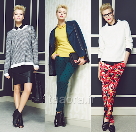 3 Suisses collection femme Automne/Hiver 2013-2014 – Taaora – Blog ...