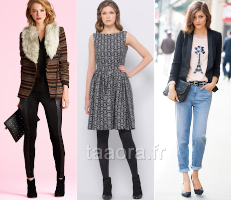 La Redoute collection femme Automne Hiver 2013 2014 – Taaora