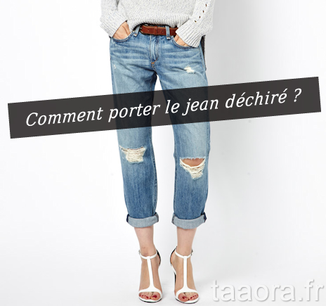 Jean d chir comment le porter taaora blog mode tendances looks - Comment porter le keffieh ...
