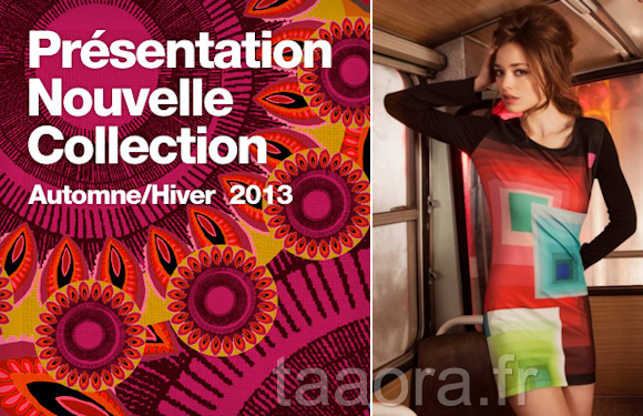 Desigual nouvelle collection