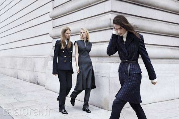 Zara collection automne hiver 2013 2014 les tendances taaora blog mode - Zara collection 2014 ...