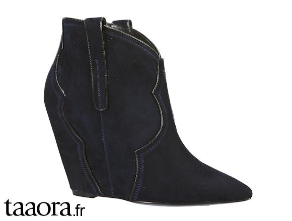 5c88e39e97f2a5 chaussures compensees ash,bottines noires,bottines noires