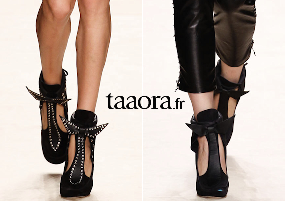 chaussures isabel marant printemps t 2014 taaora. Black Bedroom Furniture Sets. Home Design Ideas